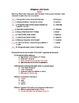 Antigone Unit Exam for Lower Students