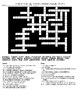 Antigone Vocab. Crossword and Word Search (Rousse '58 pages 181-210)