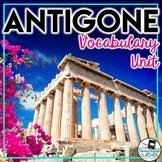 Antigone Vocabulary Packet