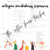Antigone Vocabulary Resources