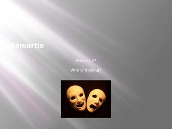 Antigone's Hamartia: An Artistic Depiction