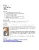Antigravity Water Bottle Lab Sheet