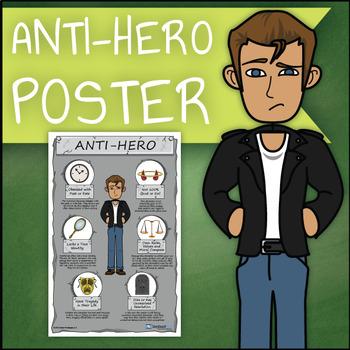 Anti-hero Archetype Poster