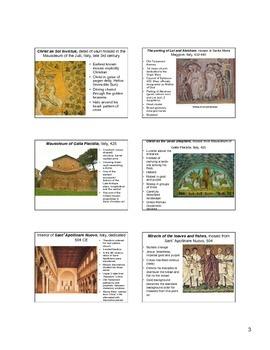 Antiquity Art Notes