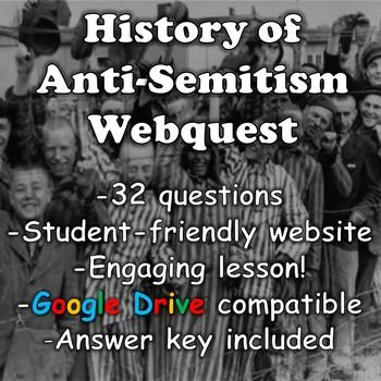 Antisemitism Webquest