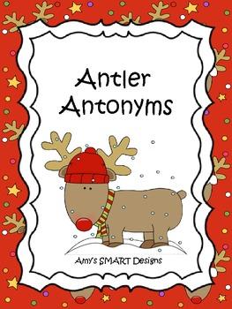 Antler Antonyms
