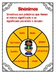 Antonyms,Synonyms and Analogies-Antónimos,Sinónimos y Analogías (SPANISH)