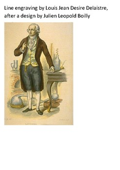 Antoine Lavoisier (1743-94) Word Search