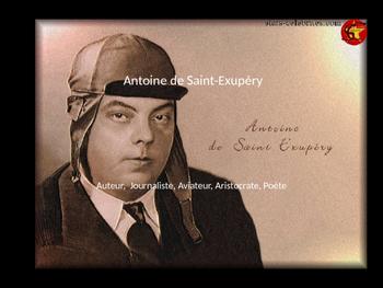 Antoine de Saint-Expurey PowerPoint