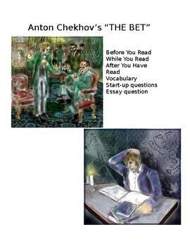 Anton Chekhov's The Bet Study Guide