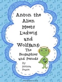 Anton the Alien: Biographies and Time Periods