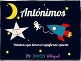 Antónimos Antonyms