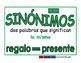 Antonimos/Sinonimos verde