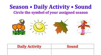 Antonio Vivaldi Unit Music Activities Four Seasons Spring Fall Songs Score mp3