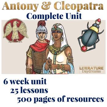Antony and Cleopatra unit