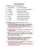 Antony and Cleopatra Unit Exam