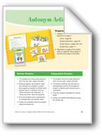 Antonym Action