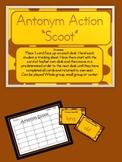 Antonym Action Game