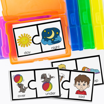 Antonym Activity Bundle