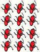 Antonym Ants Pack - Match the correct antonym bottom to th