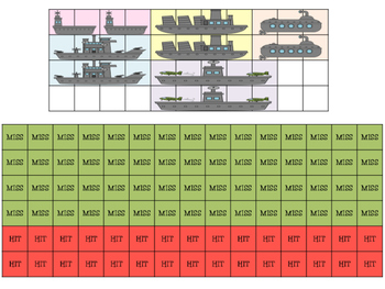 Antonym Battle Boats