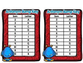 Antonym Bump
