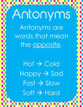 Antonym Bundle