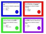 Antonym Context Clue Task Cards