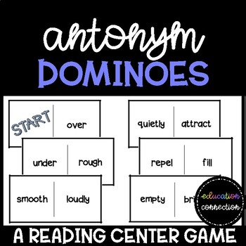 Antonym Dominoes