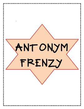 Antonym Frenzy