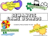 Antonym Game Board