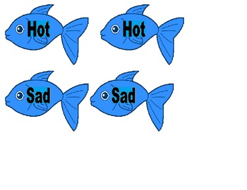 Antonym Go Fish