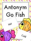 Antonym Go Fish Game