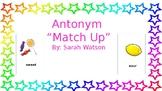 "Antonym ""Match Up"""