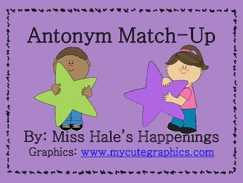Antonym Match-Up