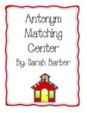 Antonym Matching Center