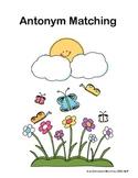 Antonym Matching