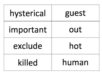 Antonym Memory cards
