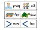 Antonym (Opposite) Puzzles