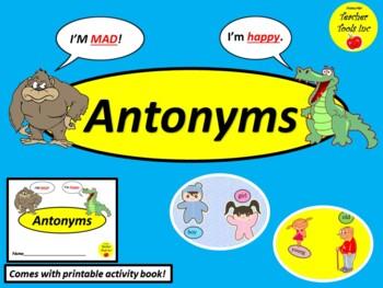 Antonym Powerpoint