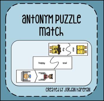 Antonym Puzzle
