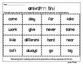 Antonym Review