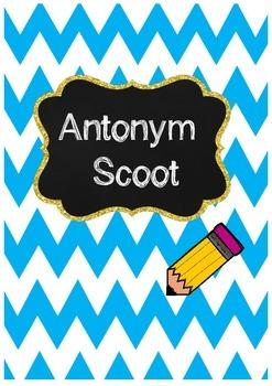 Antonym Scoot
