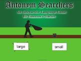 Antonym Searchers - An Interactive Language Game