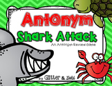 Antonym Shark Attack