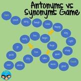 Antonym & Synonym Game