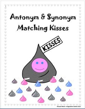 Antonym & Synonym Matching Kisses