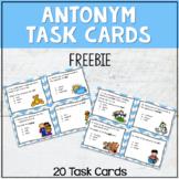 Antonym Task Cards