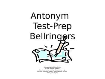 Antonym Test-Prep PowerPoint