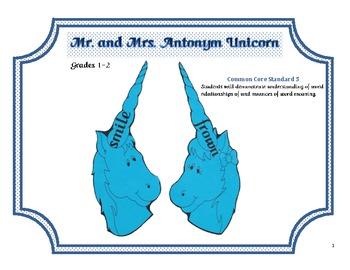 Antonym Unicorns